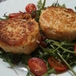 Fast food 15'… hamburguesas de pescado