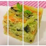 Cuscús de coliflor con verduras…