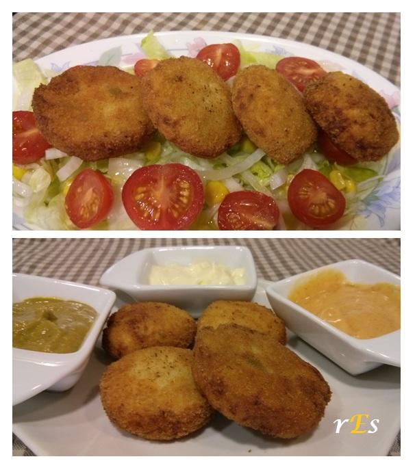 Nuggets Que Son: Nuggets De Pollo Caseros (y Light)…