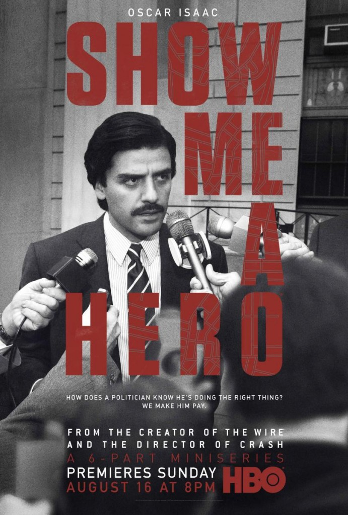 show me a hero poster
