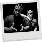 Despertador… Run The Jewels – Crown